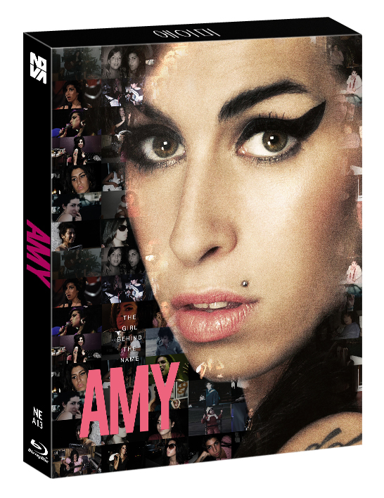 BLU-RAY / NA#13 AMY_LENTICULAR FULL SLIP LIMITED EDITION (700 NUMBERED)