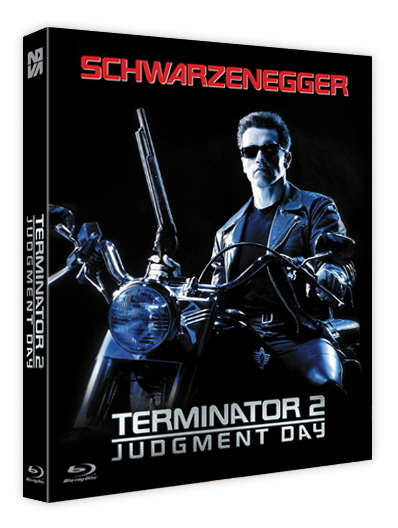 BLU-RAY / TERMINATOR 2: JUDGMENT DAY - FULL SLIP (PLAIN EDITION)