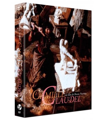 BLU-RAY / CAMILLE CLAUDEL 1000 COPIES LIMITED EDITION (SCANAVO KEEPCASE + 36P PHOTOBOOK)