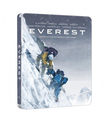 BLU-RAY / EVEREST 2D + 3D STEELBOOK LE
