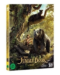 BLU-RAY / THE JUNGLE BOOK (2D+3D)