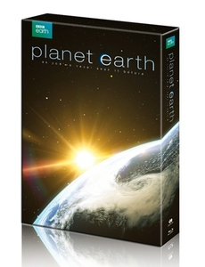BLU-RAY / PLANET EARTH UCE STEELBOOK (6 DISC, COLLECTOR'S GUIDE BOOK + HOLOGRAM FULL SLIP CASE)