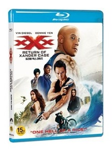 BLU-RAY / xXx : RETURN OF XANDER CAGE (2D)