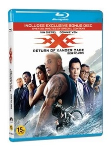 BLU-RAY / xXx : RETURN OF XANDER CAGE SE (2 DISC)