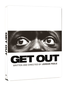 BLU-RAY / GET OUT STEELBOOK LE