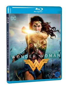 BLU-RAY / WONDER WOMAN (2D)