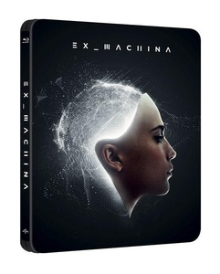 BLU-RAY / EX MACHINA STEELBOOK LE