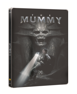 BLU-RAY / THE MUMMY (2017) STEELBOOK LE (2D+3D)