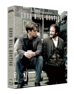 BLU-RAY / GOOD WILL HUNTING Full Slip