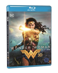 BLU-RAY / WONDER WOMAN (2D+3D)