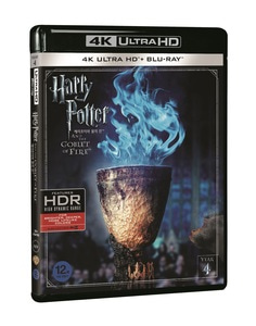 BLU-RAY / HARRY POTTER AND THE GOBLET OF FIRE (2D+4K UHD)