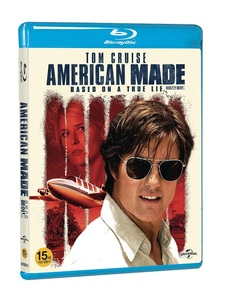 BLU-RAY / AMERICAN MADE (2D)
