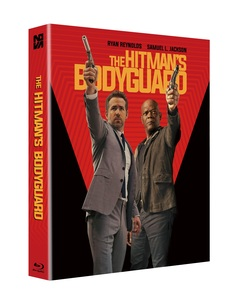 BLU-RAY / THE HITMAN'S BODYGUARD FULL SLIP 600 NUMBERED LE