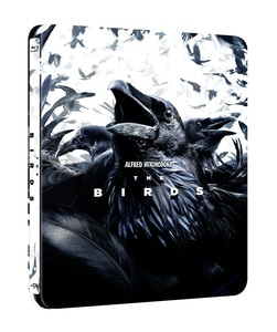 BLU-RAY / THE BIRDS STEELBOOK 55 YEAR ANNIVERSARY LE