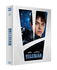 BLU-RAY / VALERIAN AND THE CITY OF A THOUSAND PLANETS 2D+3D DOUBLE PACK (1,000 NUMBERED)