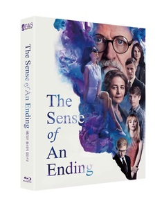 BLU-RAY / THE SENSE OF AN ENDING FULL SLIP LE