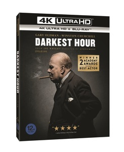 BLU-RAY / DARKEST HOUR 4K LE (2D+4K UHD)