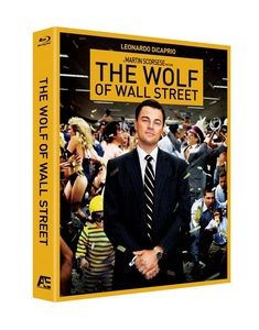 BLU-RAY / THE WOLF OF WALL STREET (PLAIN EDITION)