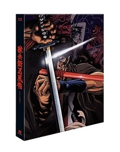 BLU-RAY / THE WIND NINJA CHRONICLES DOUBLE LENTICULR FULL SLIP LE