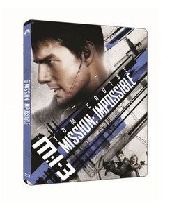 BLU-RAY / MISSION IMPOSSIBLE 3 4K STEELBOOK LE