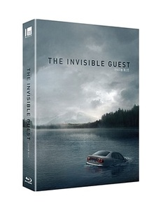 BLU-RAY / THE INVISIBLE GUEST FULL SLIP LE