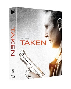 TAKEN STEELBOOK FULL SLIP (NE#21)