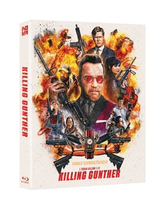 BLU-RAY / KILLING GUNTHER FULL SLIP (PLAIN EDITION)