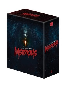 INSIDIOUS STEELBOOK ONE-CLICK BOX SET (NE#22)