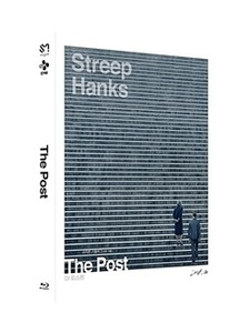 BLU-RAY / THE POST FULL SLIP LE