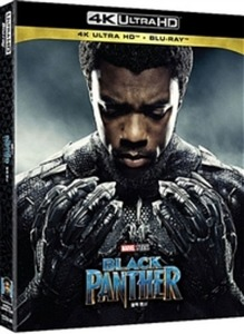 BLU-RAY / BLACK PANTHER (2D+4K UHD)