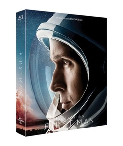 BLU-RAY / FIRST MAN STEELBOOK LE