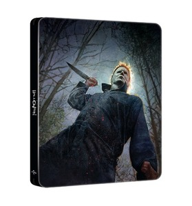 BLU-RAY / HALLOWEEN STEELBOOK LE