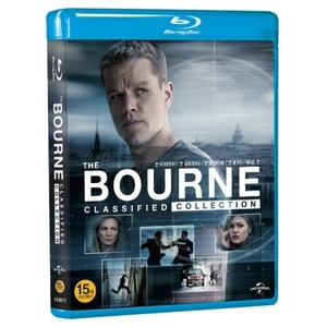 BLU-RAY / THE BOURNE 5-MOVIE COLLECTION