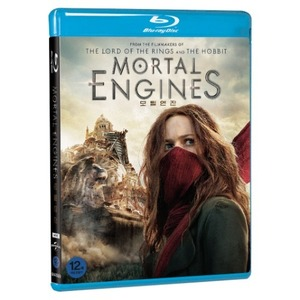 BLU-RAY / MORTAL ENGINES
