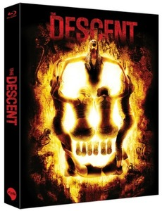BLU-RAY / THE DESCENT LENTICULAR FULL SLIP LE (500 NUMBERED)