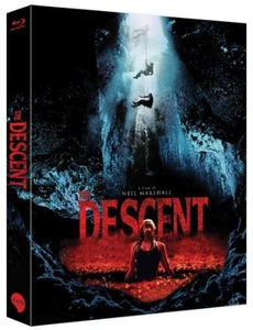 BLU-RAY / THE DESCENT FULL SLIP LE (500 NUMBERED)