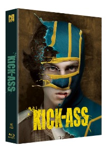 KICK-ASS STEELBOOK LENTICULAR FULL SLIP A (NE#23)