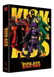 KICK-ASS STEELBOOK FULL SLIP (NE#23)
