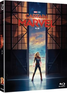 BLU-RAY / CAPTAIN MARVEL