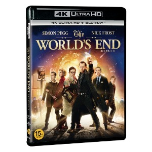 BLU-RAY / WORLD'S END (BD+4K UHD)