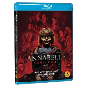 BLU-RAY / Annabelle Comes Home