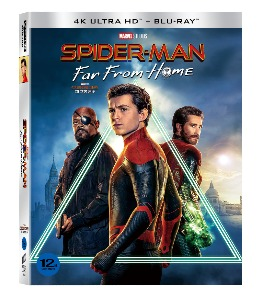 BLU-RAY / Spider-Man: Far From Home 4K+2D+Bouns