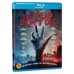 BLU-RAY / The Dead Don't Die