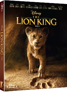 BLU-RAY / The Lion King