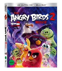 BLU-RAY / The Angry Birds Movie 2 (4K UHD + BD)