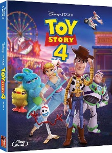 BLU-RAY / Toy Story 4 (2Disc)