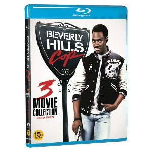 BLU-RAY / Beverly Hills Cop Trilogy (3 Disc)