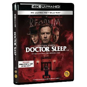 BLU-RAY / Doctor Sleep (4K UHD 3 DISC)