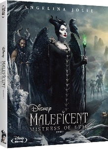 BLU-RAY / Maleficent: Mistress of Evil Plain Edition