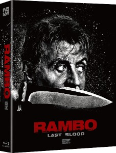 BLU-RAY / Rambo: Last Blood FULL SLIP LE (700 NUMBERED)
